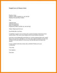 School Absence Application Letter Sle 7 Absent Notes To School Addressing Letter