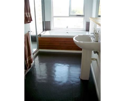 bathroom rubber floor tiles natural rubber flooring for bathrooms dalsouple australasia