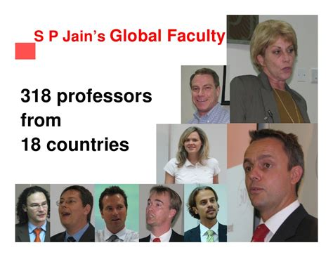 Sp Jain Global Mba by Sp Jain Global Mba Driverlayer Search Engine
