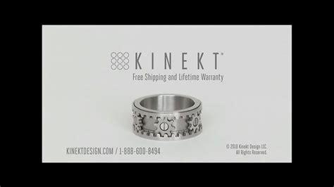 kinekt designs gear ring tv commercial ispot tv