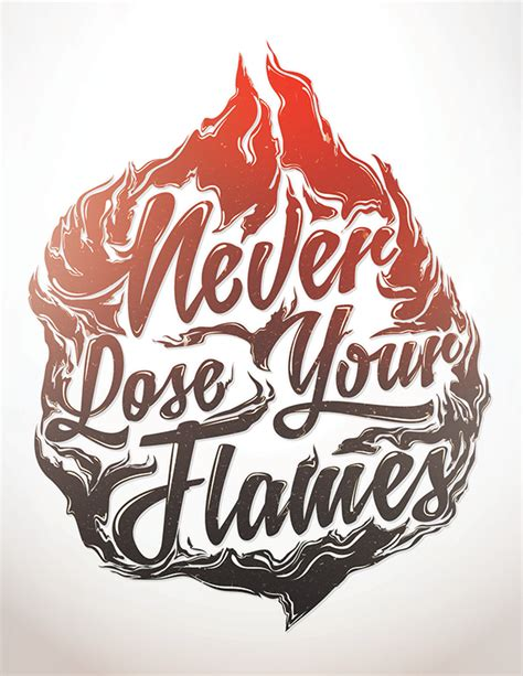 tattoo goo manila never lose your flames on behance