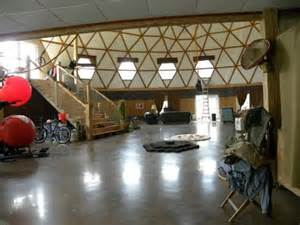 geodesic dome home interior world s largest geodesic dome house runs on renewable