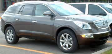 2007 Buick Enclave File 2008 Buick Enclave Jpg Wikimedia Commons