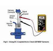 P0069 – Manifold Absolute Pressure MAP Sensor/barometric