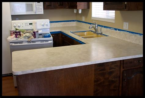 painting kitchen countertops to update your kitchen the