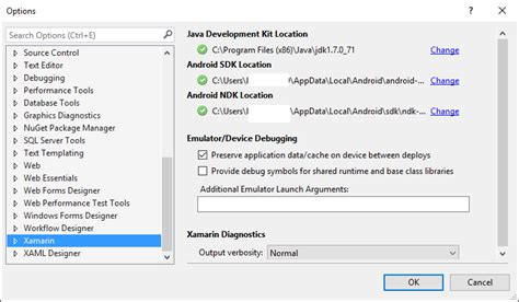 android studio sdk location android studio sdk location 28 images starting android development on windows codeproject