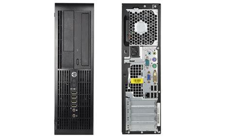 Hp Pro 4300 Sff computer hp pro 4300 sff cpu socket 1155 pentium g540 2 50ghz windows 7 licenza ebay
