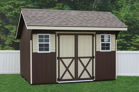 Wooden Sheds Pa by Buy Classic Wooden Storage Sheds In Lancaster Pa