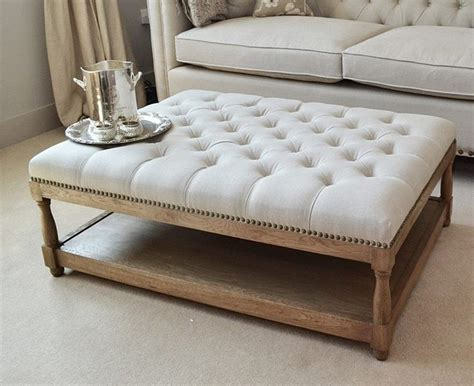 tips  finding ottoman coffee table   quality