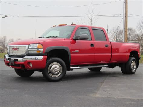 Would You Give This 3500 by 2004 Gmc 3500 Slt Duramax Dually Sold