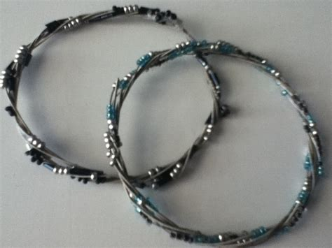 how to make guitar string jewelry rockish bracelet from guitar strings 183 how to make a