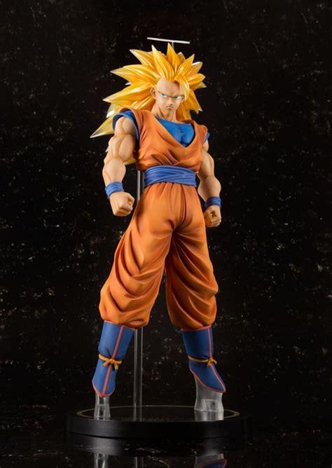 Figuarts Zero Goku figuarts zero ex saiyan 3 goku