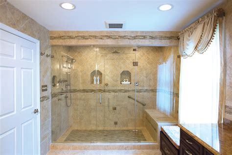Mba Shower by Relaxing Master Suite Oasis Home Design Magazine