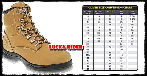 Sepatu Safety Oliver sepatu biker boot lucky rider
