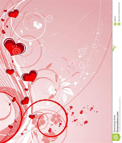 valentines themes s theme stock vector illustration of decoration