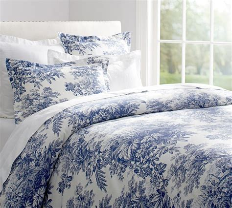 french blue bedding 25 best ideas about toile bedding on pinterest french