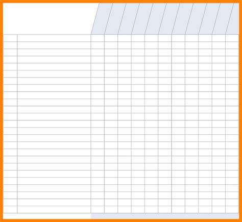 blank attendance sheet template 12 blank attendance sheets apply letter