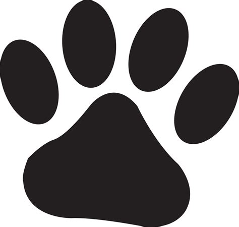 pictures of paws cat paw prints images cliparts co