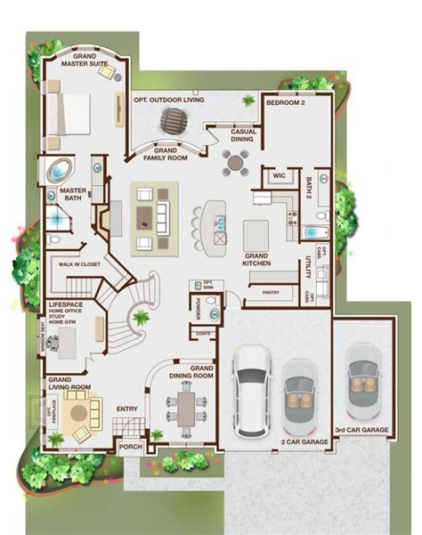 grand homes floor plans 14 best images about new home floor plans on pinterest