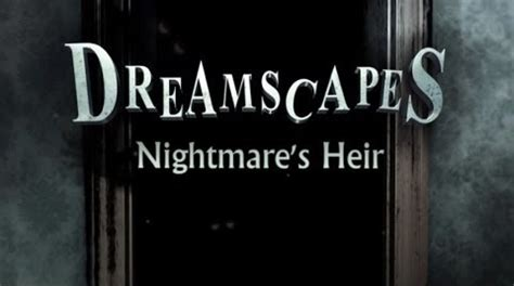 review nightmares and dreamscapes luthien reviews dreamscapes nightmare s heir review all about casual game casual game reviews and previews