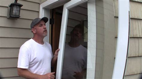 How To Install A Larson Door install a larson door