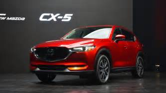 new mazda cx 5 to finally get diesel engine in the u s