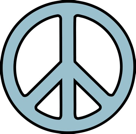 symbol for symbol for peace clipart best