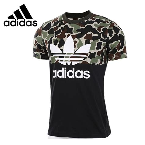 T Shirt Original Maxcyber 6 original new arrival 2017 adidas originals s s camo color s t shirts sleeve sportswear