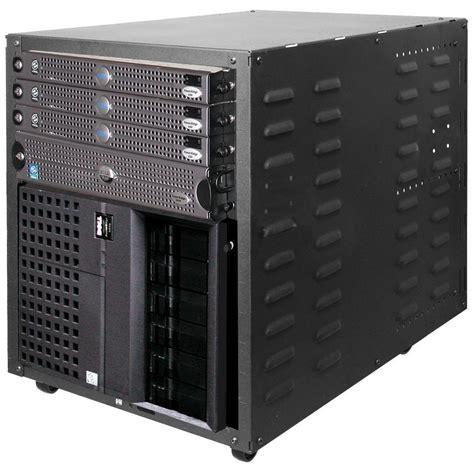 12u portable server rack netclosures