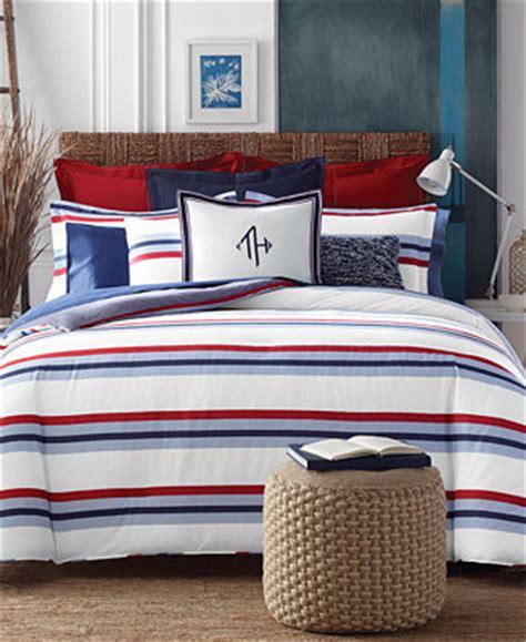 hilfiger bedding xl hilfiger edgartown stripe xl comforter set bedding collections bed bath