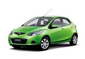 Madza Demio Mazda Releases June 2001