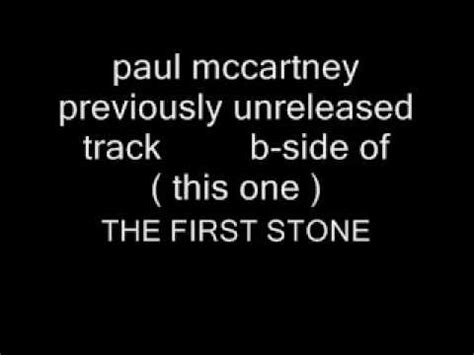 my lyrics paul mc paul mccartney the lyrics