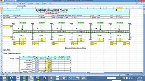 Concrete Column Design Spreadsheet by Reinforced Concrete Design Engineer S Outlook