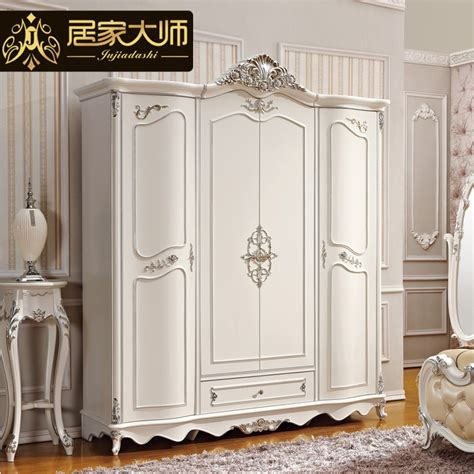 Wardrobe Closet White - style bedroom furniture wood combinations white
