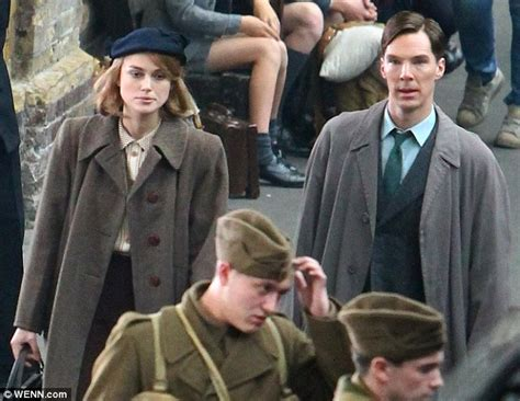 enigma film keira knightley benedict cumberbatch and love interest keira knightley