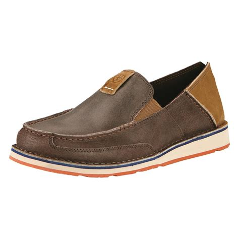 ariat s cruiser casual slip on shoes 678939 casual