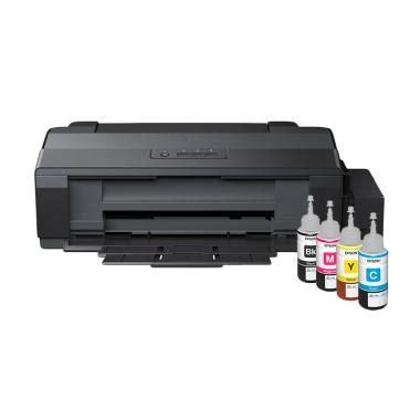 Epson Printer A3 L1300 Hitam Print Berkualitas jual epson l1300 printer hitam a3 plus harga