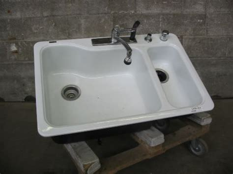 second kitchen sinks kitchen sink w disposal second use seattle building materials salvage deconstruction