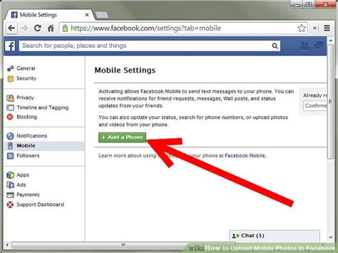 mobile upload image how to upload mobile photos to 9 steps with