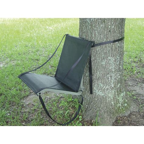 Tree Blinds Hunting Solutions Millennium Ground Seat 123286 Stools