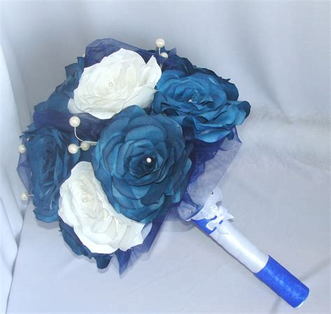 Wedding Bouquet Navy Blue by Navy Blue Bouquet Bridal Bouquets Wedding Bouquets