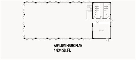 pavilion floor plan wedding events pavilion at mt princeton springs resort
