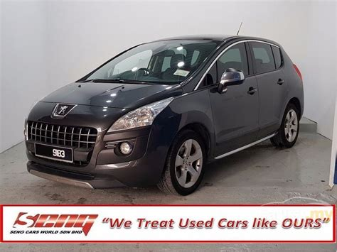 peugeot suv 2013 peugeot 3008 2013 1 6 in selangor automatic suv grey for