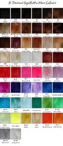 tigi color chart pin tigi colour chart on