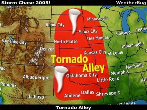 texas tornado alley map tornadoes 5 points you need to local pulse indian articles news