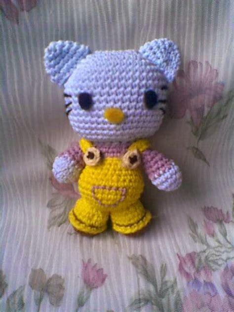 pattern amigurumi hello kitty hello kitty free amigurumi pattern crochet pinterest