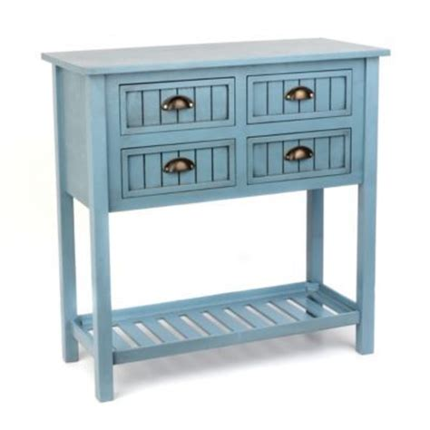 Kirklands Console Table Beadboard Console Table At Kirkland S Lake House Pinterest Console Tables Tables And Blue
