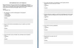 Free Survey Template by Survey Template Word Cyberuse