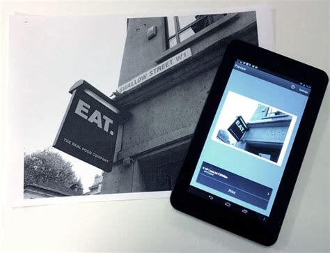 wifi printing app for android review hp slate 7 android tablet the register