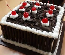 membuat black forest cake lembut resep masakan